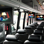 Luxury Large Coach - Interior
